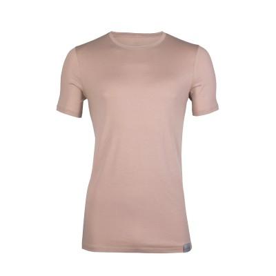 RJ Bodywear Good Life T Shirt Round Neck Sand