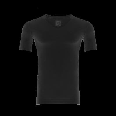 Alan Red T Shirt Oxford 6654 Black