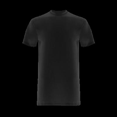 Alan Red T Shirt Osaka 6655 Black