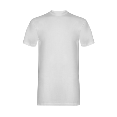 Alan Red T Shirt Osaka 6655 White