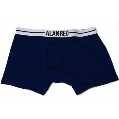 Alan Red Underwear Lasting Boxer 1 pack Navy