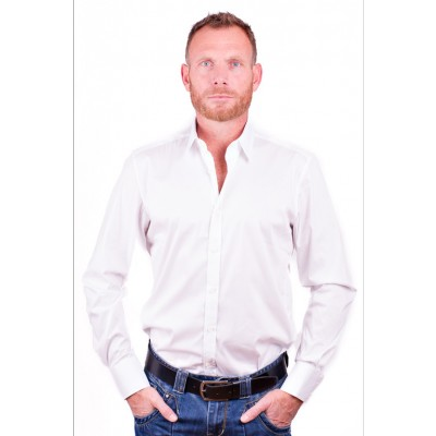 Antony Morato Basic Shirt White