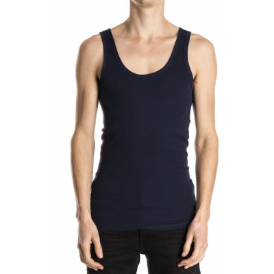 Beeren Bodywear Singlet Blue 3 pack