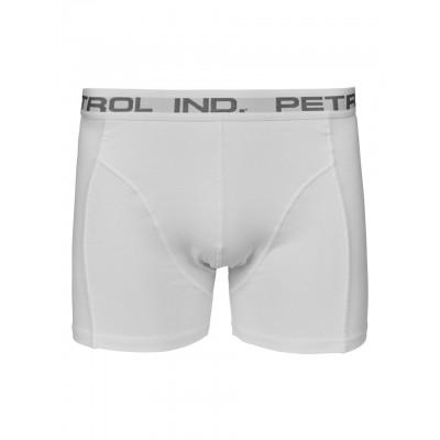 Petrol Underwear Boxershort White two pack