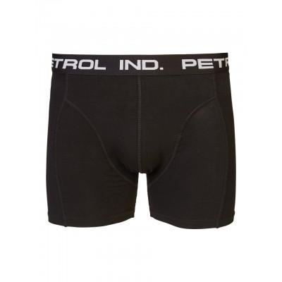 Petrol Underwear Boxershort Zwart two pack