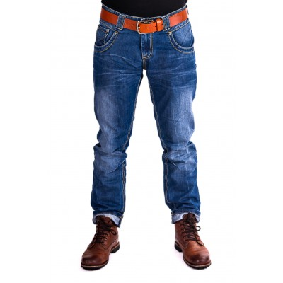 Cars Jeans Crown Denim Stonewashed Used (506)