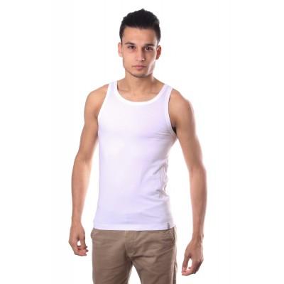 Schiesser Hemd Wit