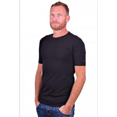 Alan Red T Shirt Ottawa Black Two Pack stretch