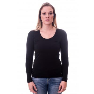 Alan Red Women T-shirt Laura Black ( art 2107)