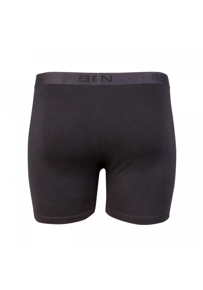 1e4c243b569 Beeren Ondergoed Boxershort Dylan Black ( 3 pack)
