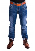 Cars Jeans Crown Denim Stonewashed Used