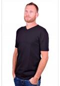 Alan Red T-Shirt V-Hals Oklahoma