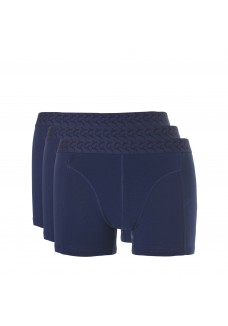 Ten Cate 30229 denim navy boxershort