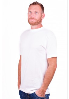 Alan Red T-Shirt Virginia White
