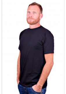 Alan Red T-Shirt Virginia Black