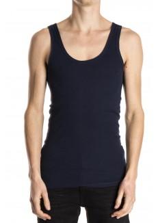 Beeren Bodywear Singlet Blue ( 3 pack)