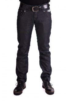 Cars Jeans Crown Black Coated