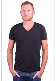 Cars Jeans t-shirt Basic Black