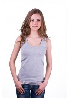 Claesens Women Singlet Grey