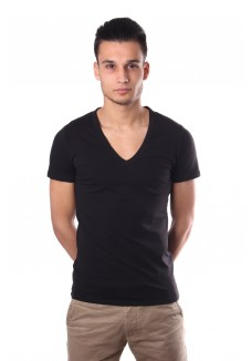 HOM T-Shirt V-Neck