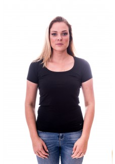 Alan Red Cindy T-Shirt Black