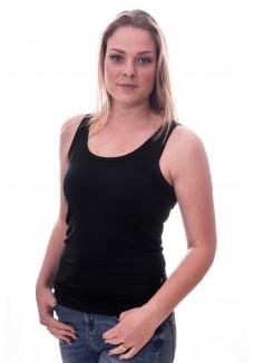 Claesens Women Singlet Black
