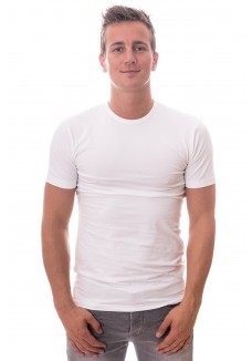 "Claesen""s Basic Stretch T-Shirt Ronde Hals"
