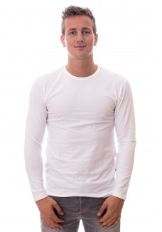 Claesens lange mouw shirt wit