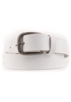 Petrol Industries belt white