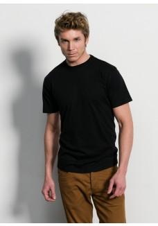 Slater Basic T-Shirt O neck Black