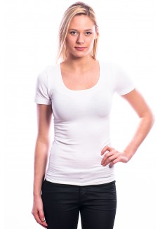 Ten Cate Women T-Shirt (3854) Short Sleeves White