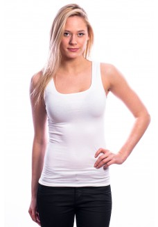Ten Cate Women Basic Shirt White( two pack)