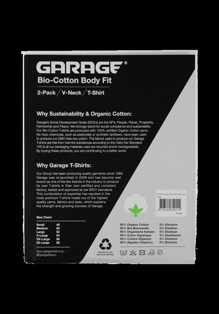 Garage Biologisch katoen