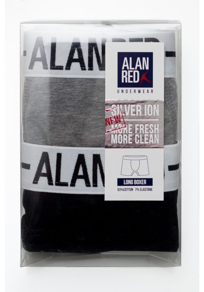 Alan Red Underwear Boxershort