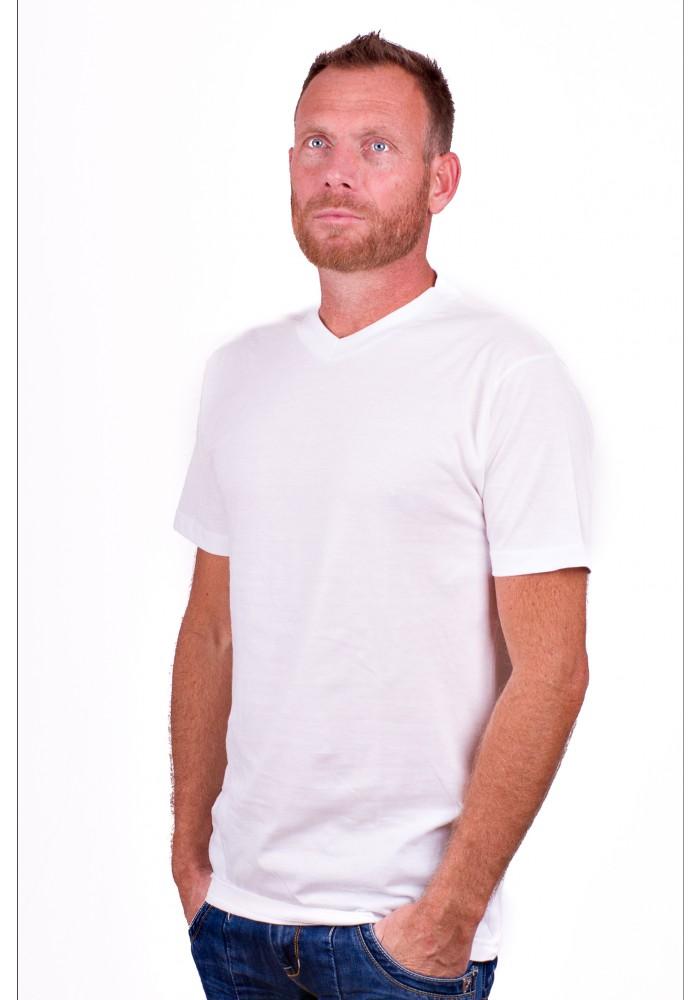 Alan Red T-Shirt  West Virginia White