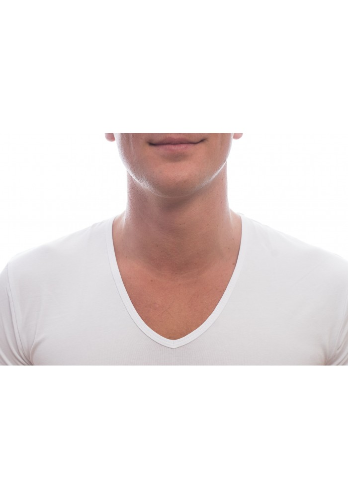 Garage stretch deep shirt