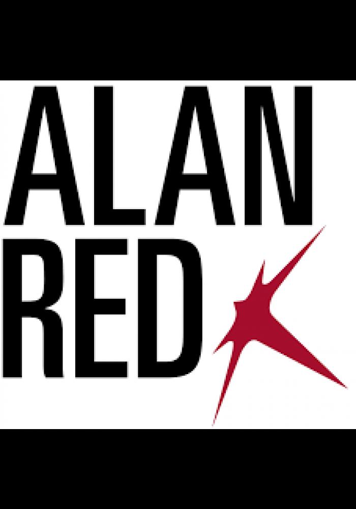 Alan Red Master Col shirt