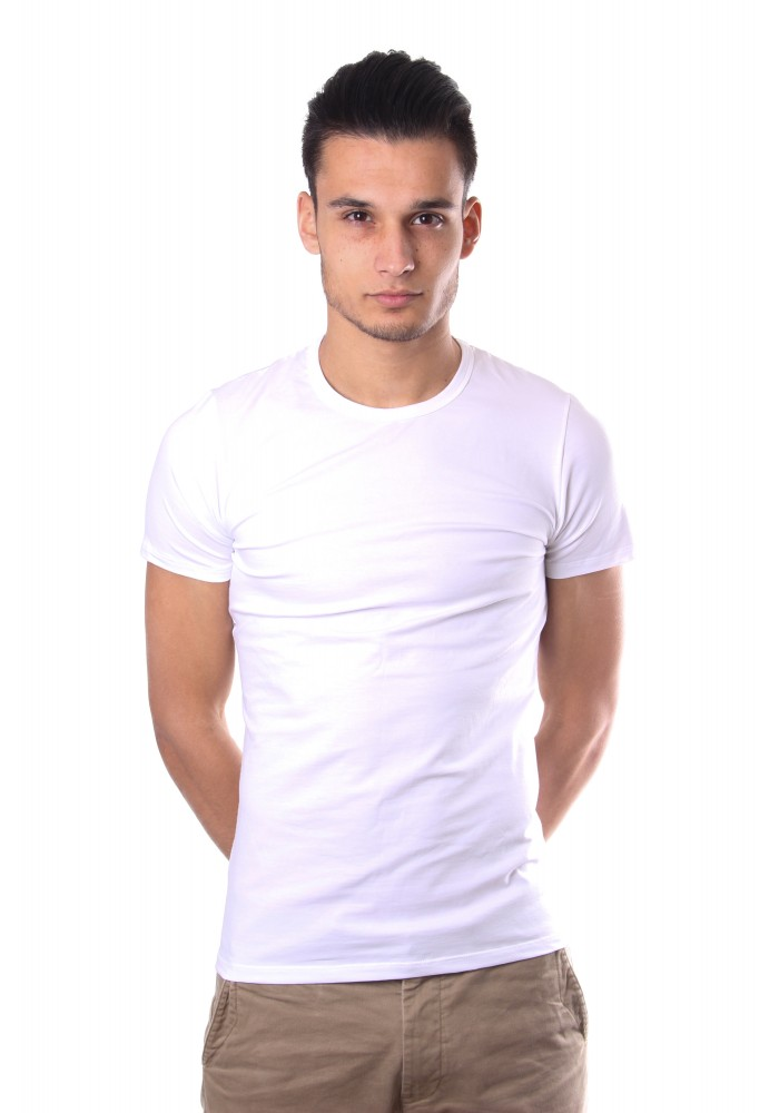 HOM T-Shirt Round neck