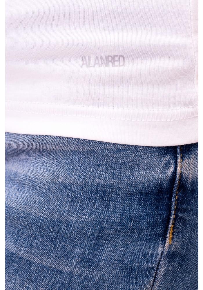 Alan Red Women Singlet Cenny