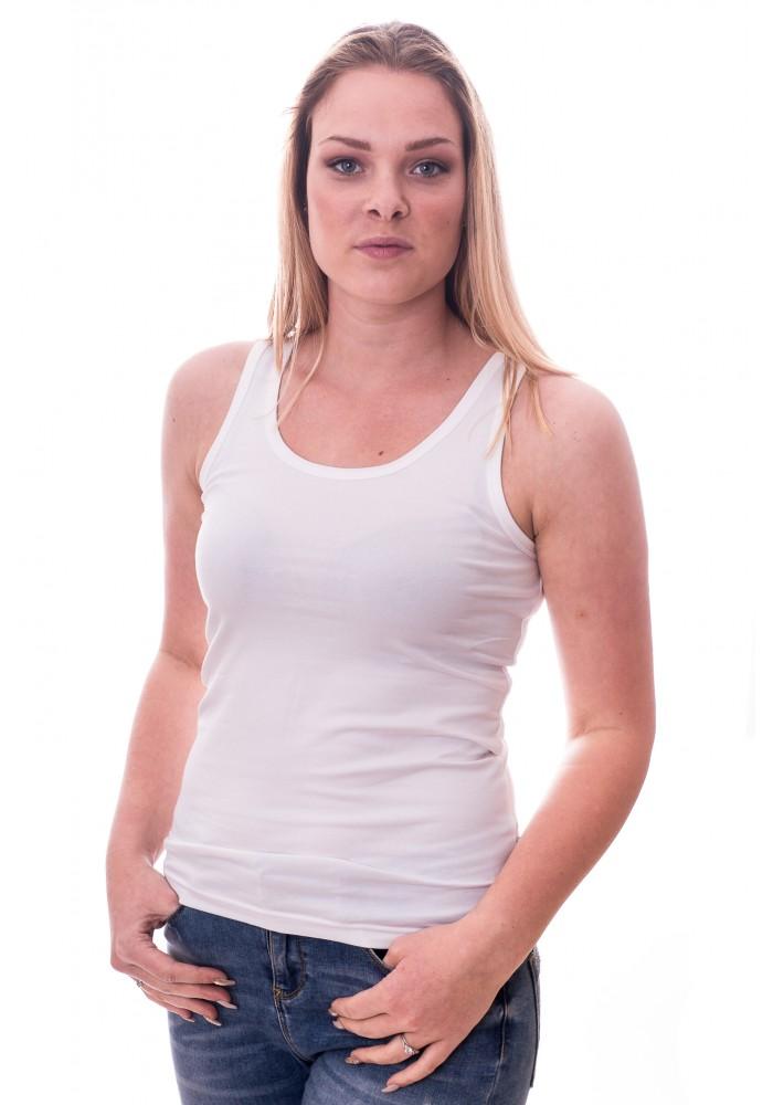 Claesens Women Singlet White