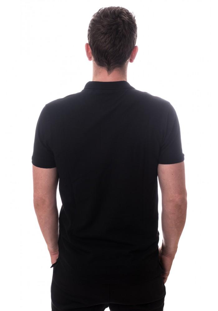 Cars jeans Polo Black Basic