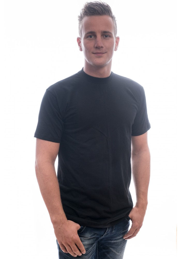 Hom Harro shirt zwart