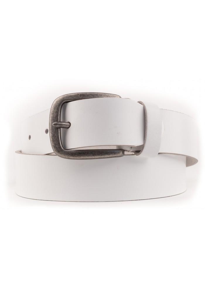 Petrol Industries belt white
