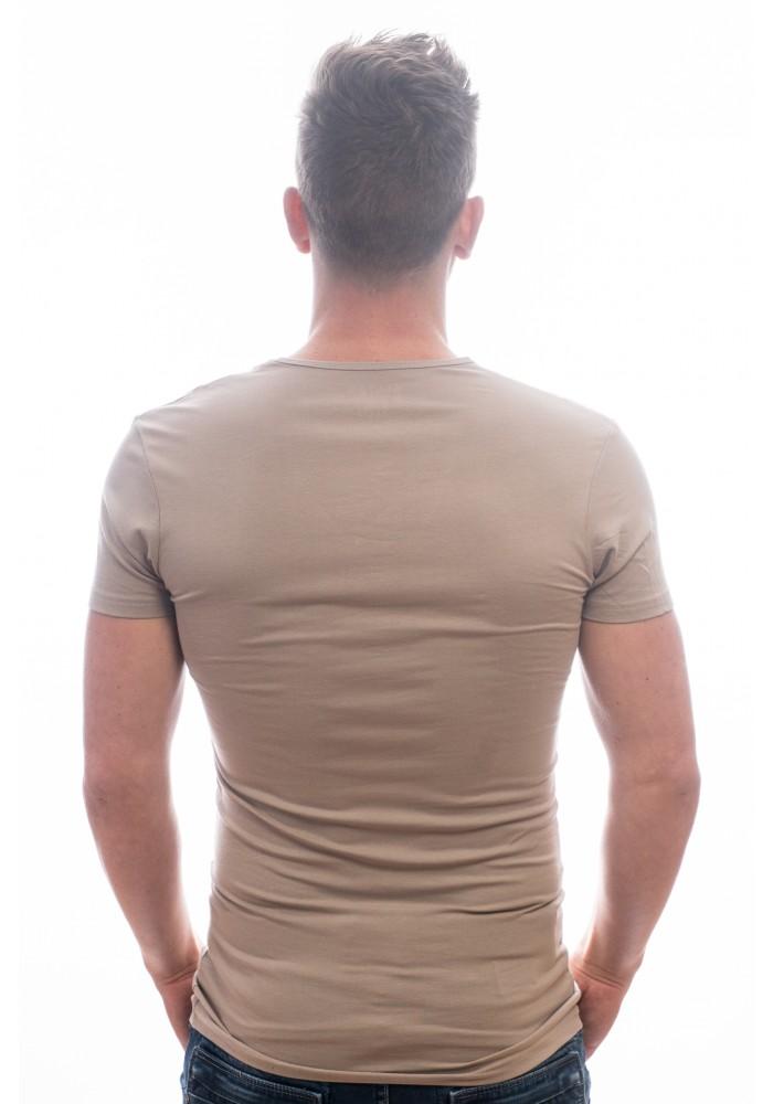 Slater T-Shirt Diepe V-Hals