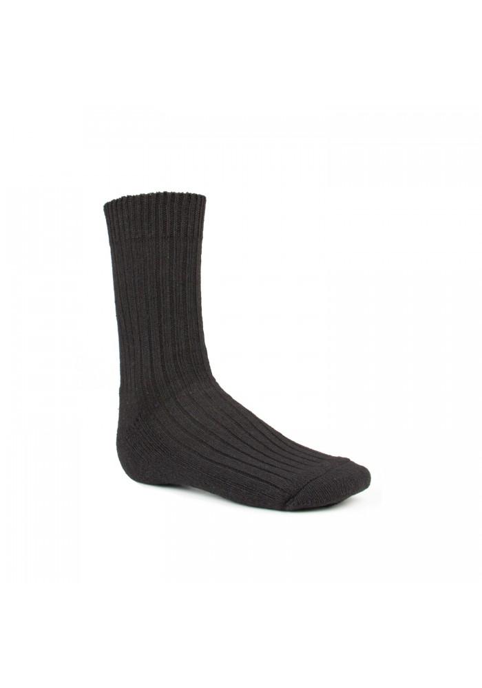 RJ Bodywear Mens Norwegian socks Black