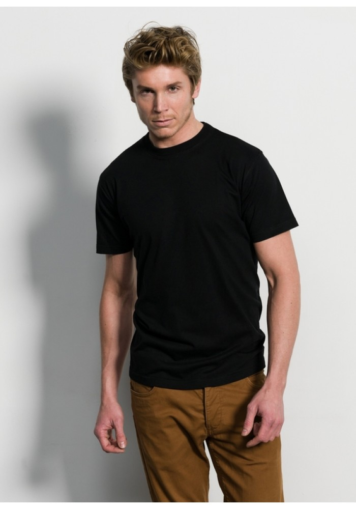 Slater Basic T-Shirt O neck Black 2520