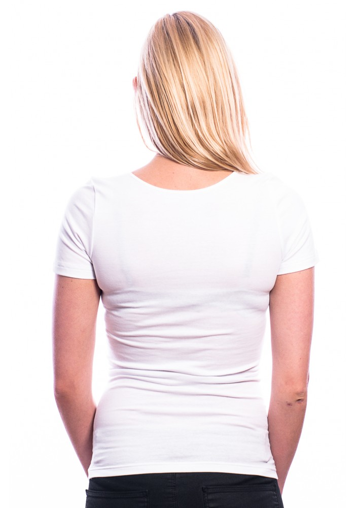 Ten Cate Women T-Shirt (3854) Short Sleeves White