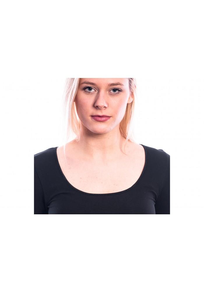 Ten Cate Women T-Shirt ( 3854) Short Sleeves Black