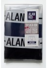 Alan Red Underwear Boxershort