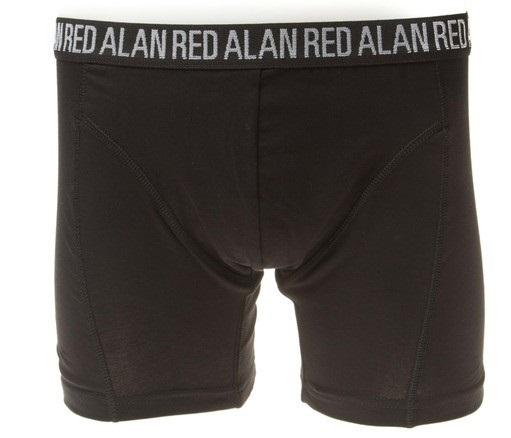 Alan red boxer lang